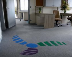 Moquetas en losetas/rollos y alfombras